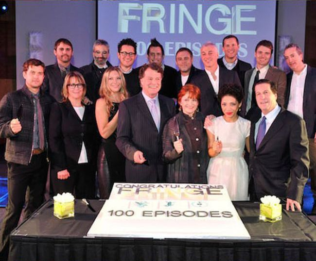 100th Episode TV Series Cakes