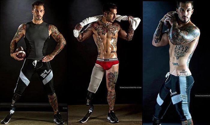 Male Model Alex Minsky
