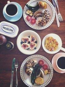 Beautiful Instagram Breakfast Photos