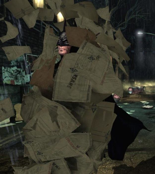 Screenshots of Video Game Fails