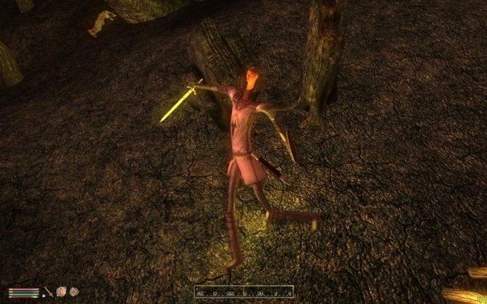 Screenshots of Video Game Fails