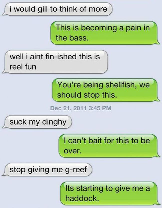Funny Conversation