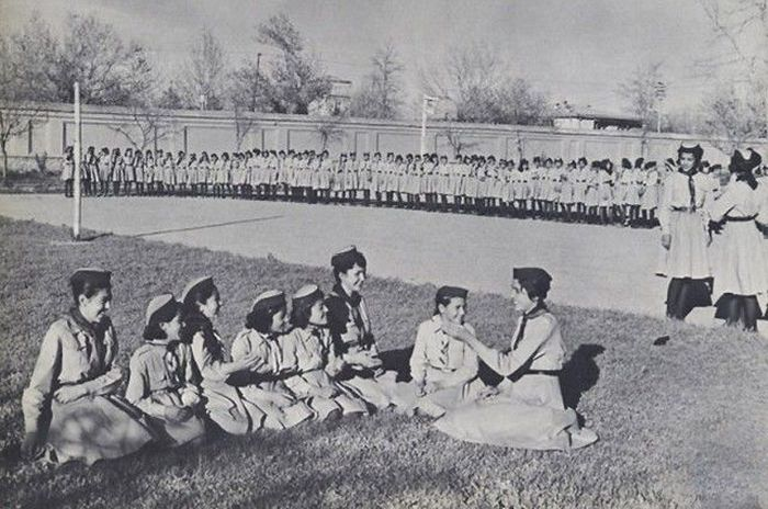 Afghanistan in the '50s and '60s
