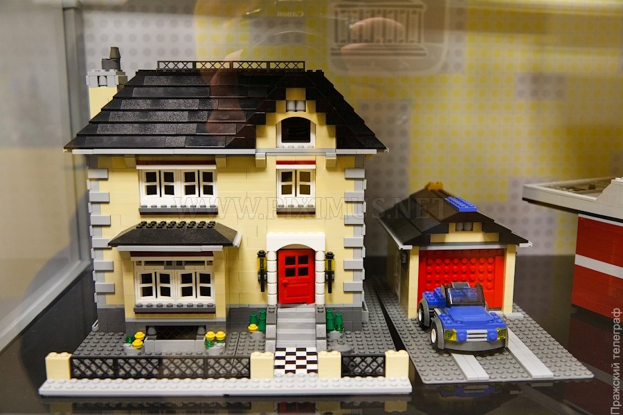 LEGO Museum in Prague