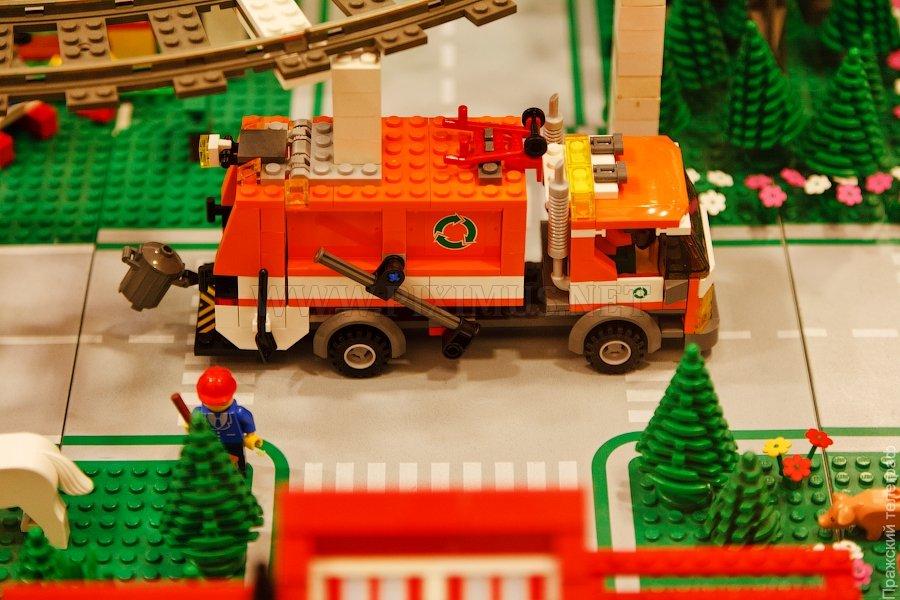 LEGO Museum in Prague