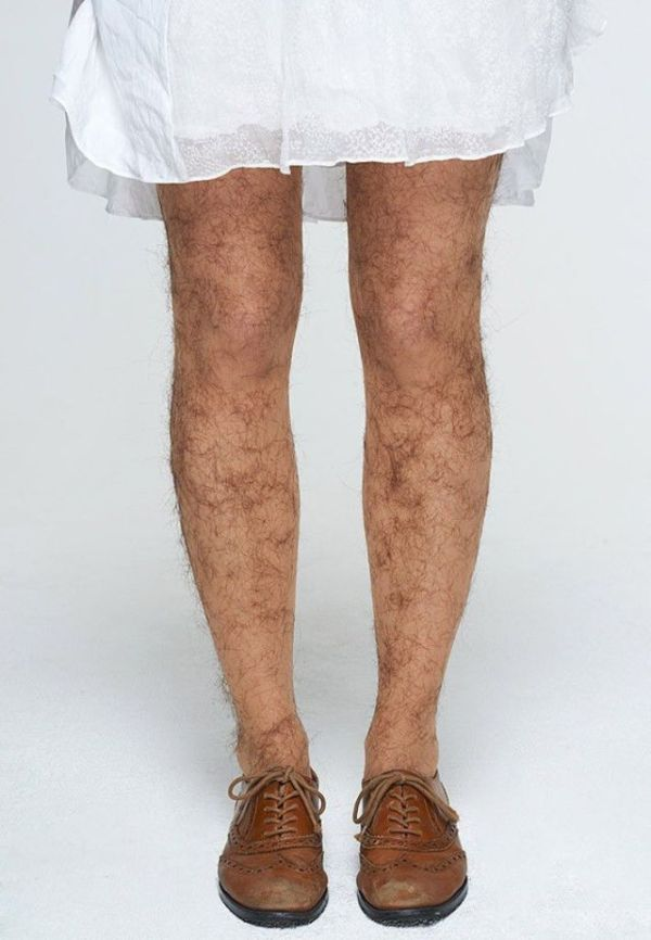 Hairy Stockings in Test