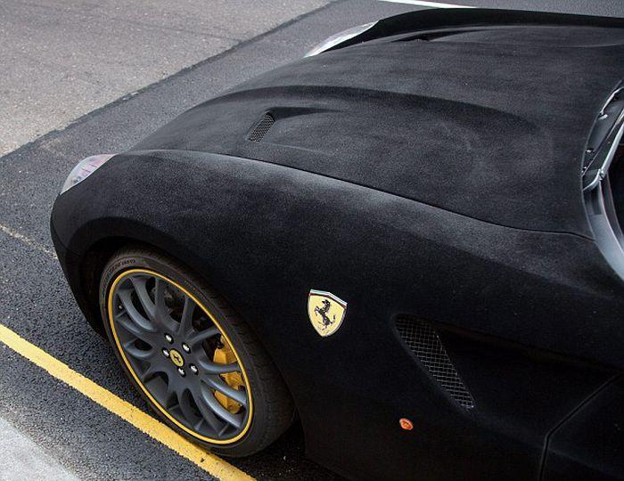 Velvet Ferrari