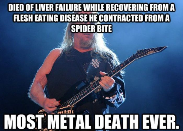 Funny Photos for Metal Lovers