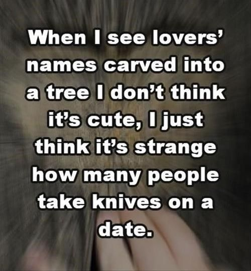 Funny Pictures About Love, Marriage and Dating