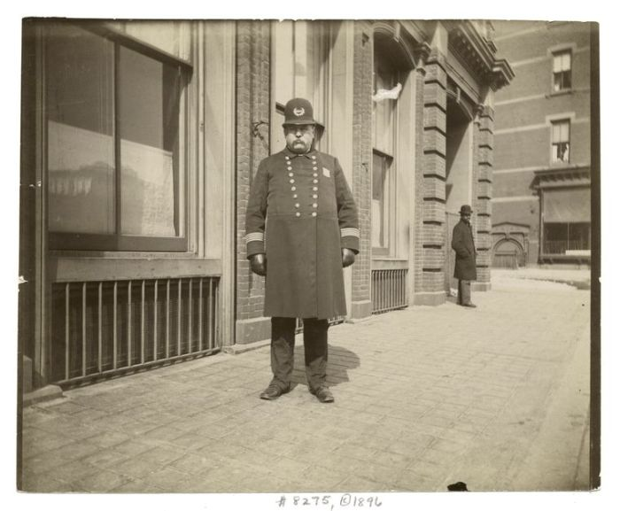 People of New York in the Late 1800s