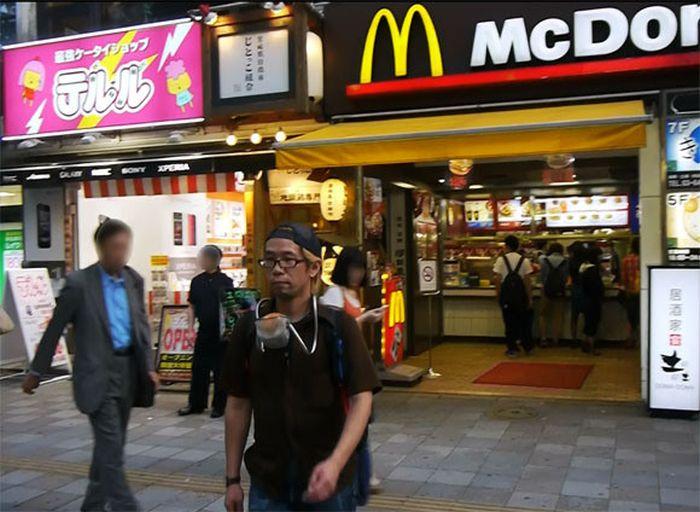 Hands-Free Burger Holder