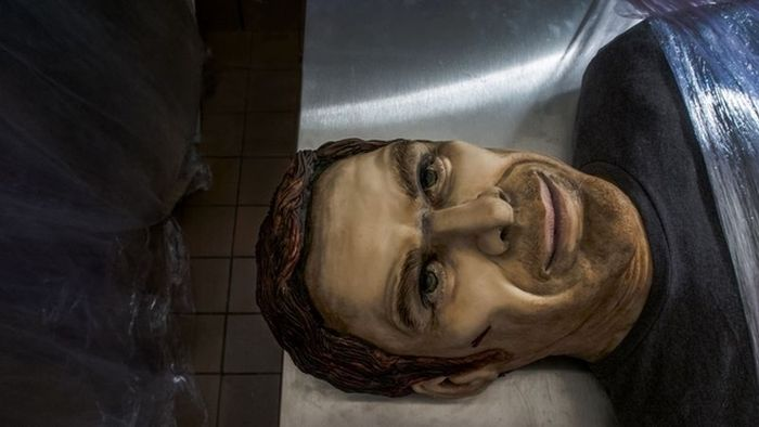 Dexter Cake, part 2
