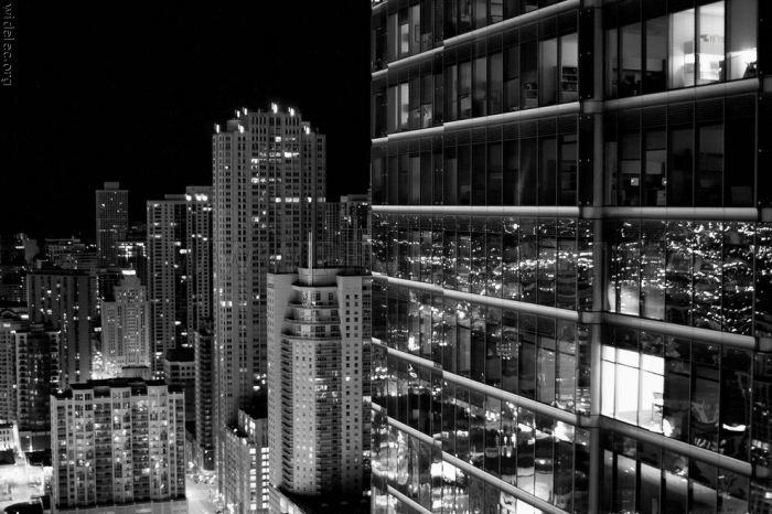 Cities at Night , part 2