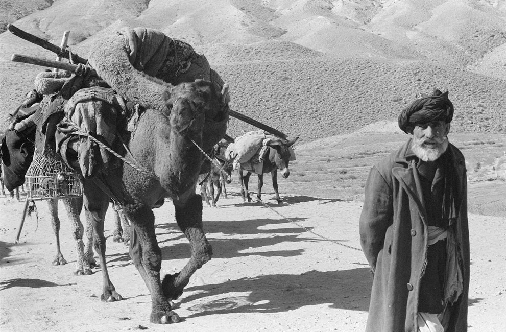 Afghanistan during the 50's and 60's