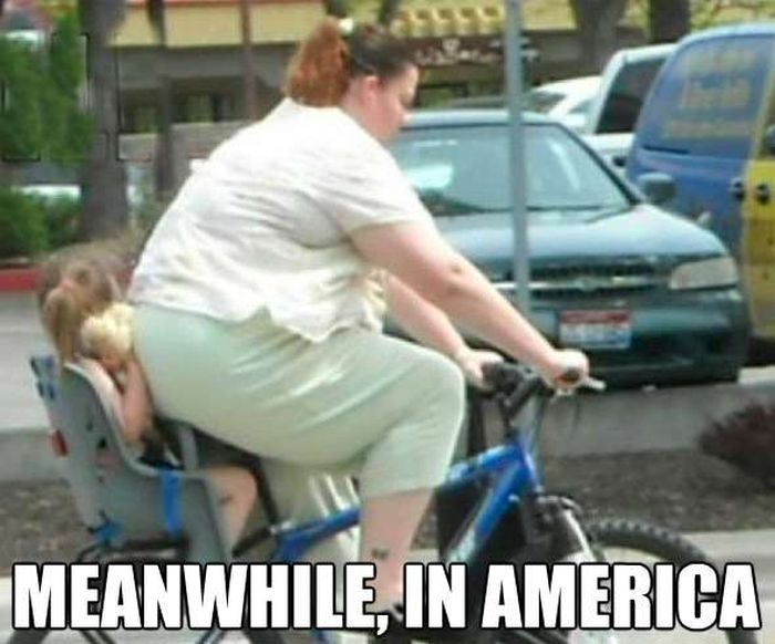 Meanwhile in America