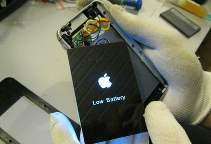 The Most Faked iPhone Ever