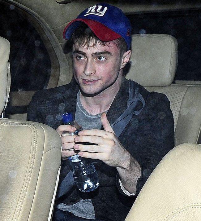 Daniel Radcliffe Looks High