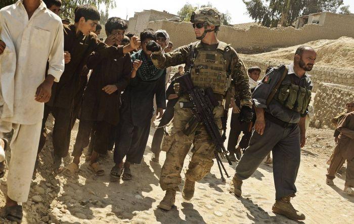 Afghan Kids