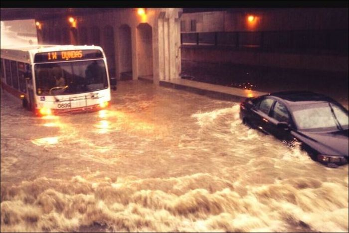 Extreme Flooding in Toronto