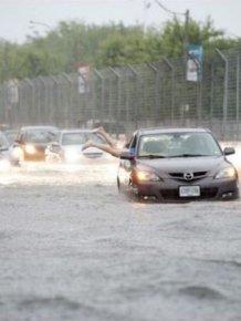 Extreme Flooding in Toronto