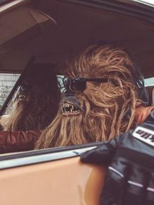Wookiees in Real Life