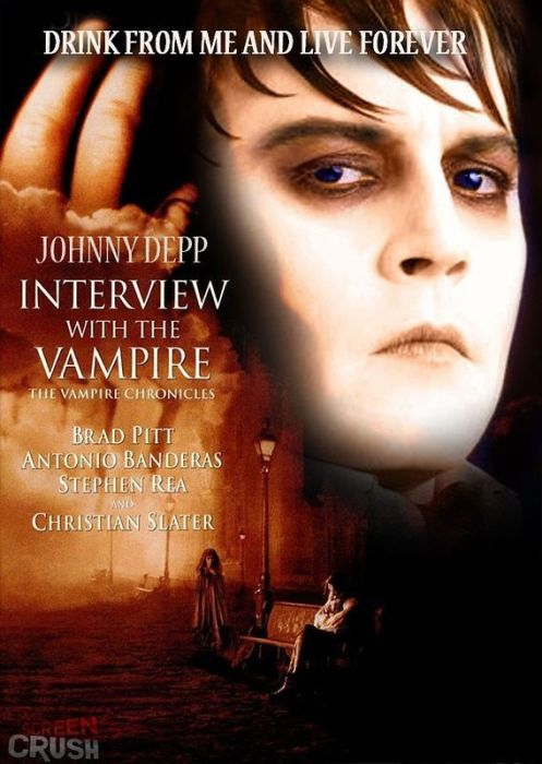 Other Johnny Depp Roles