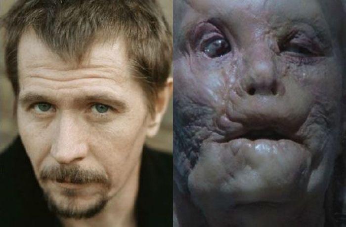 Actors in Unrecognizable Roles