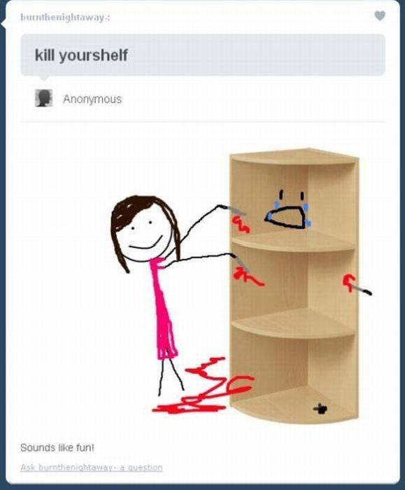 Clever Tumblr Responses