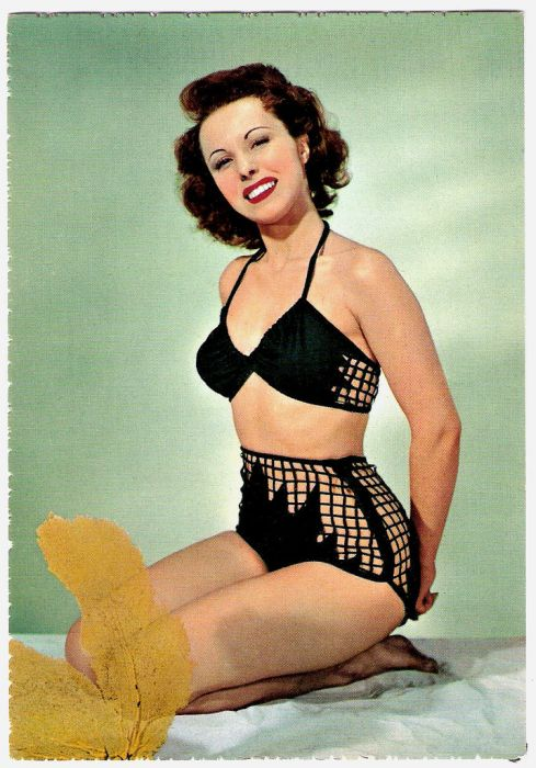 Swimwear From The 40s And 50s Others