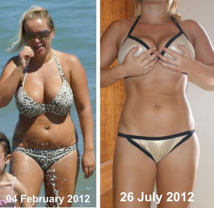 Amazing Transformation of a Girl, part 2