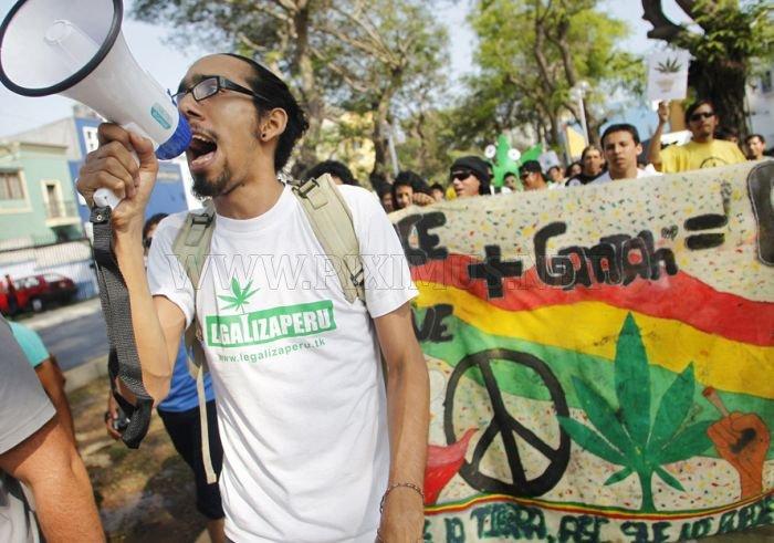 The Global Marijuana March