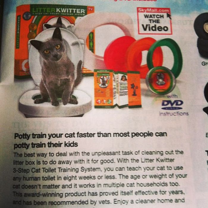 Crazy, Stupid and Insane Things You Can Buy in SkyMall
