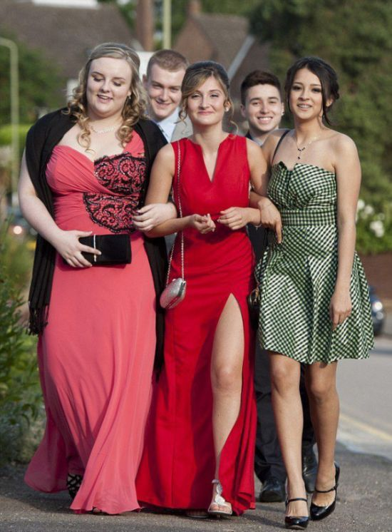 Dream of High School Prom Comes True
