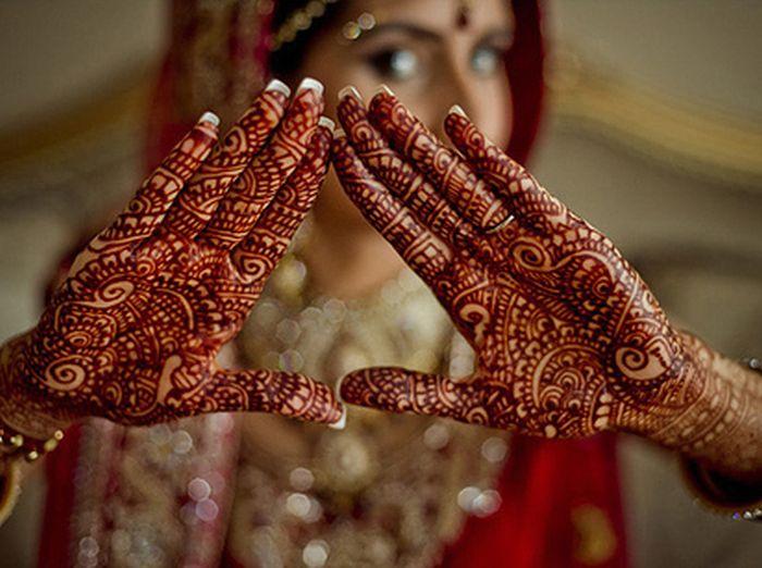 The Gorgeous Indian Henna Tattoo Art: Beautiful Henna Tattoos
