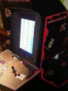 Another Homemade Arcade Game Machine