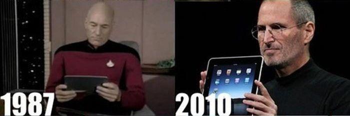 Star Trek Was Predicting The Future