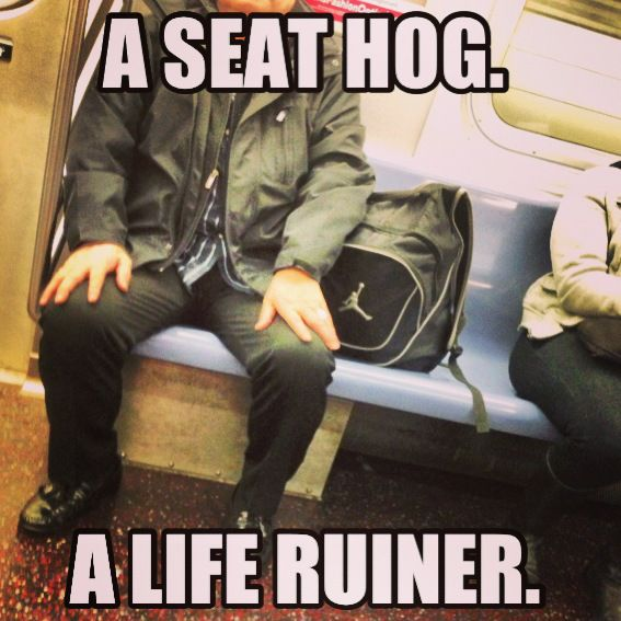 People Who Make Life in NYC Terrible, part 3