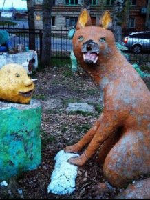Scary Playground