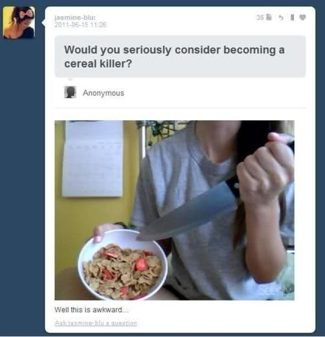 Smart Tumblr Responses