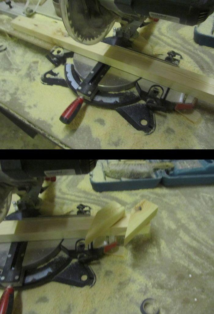 DIY Bench Transformer