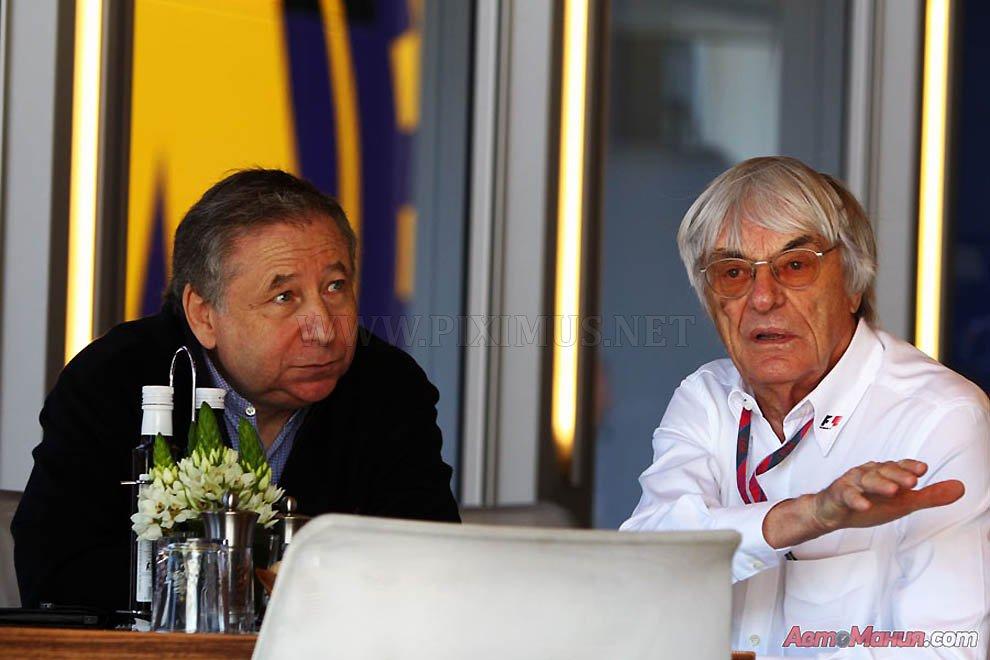 Behind the scenes of Formula 1 Turkey Grand Prix 2011, part 2011