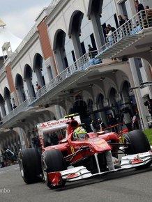 Behind the scenes of Formula 1 Turkey Grand Prix 2011