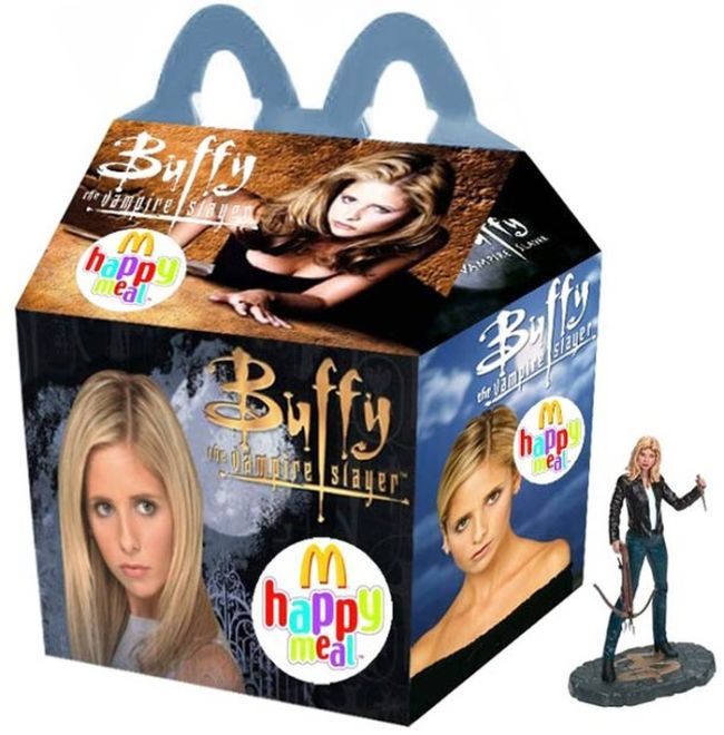 McDonald's Happy Meals for Horror Film Fans