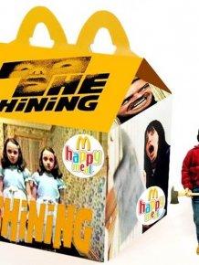 McDonald's Happy Meals for Horror Film Fans