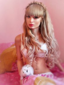 Barbie Doll Angelica Kenova