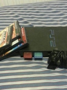 PS2 with a Surprise