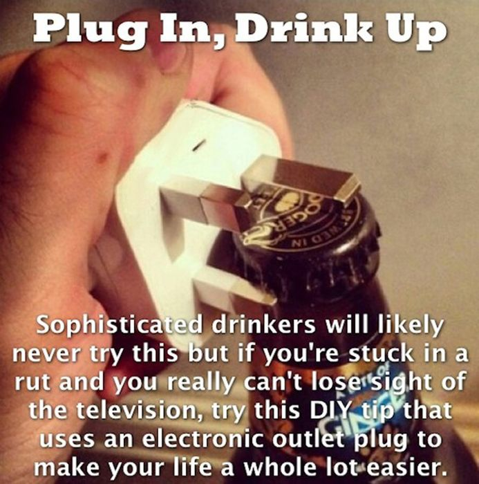 Alcohol Hacks