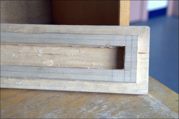 DIY Wooden Chain