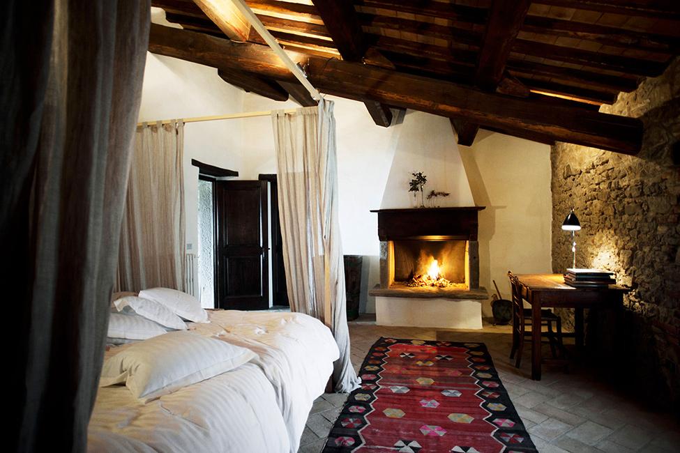 Casa Bramasole - modern villa in Italy