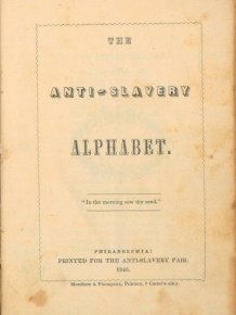 The Anti-Slavery Alphabet